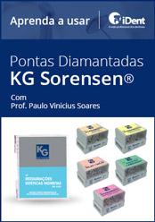 Aprenda a usar: Kit de Pontas Diamantadas KG Sorensen