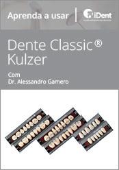 Aprenda a usar: Dente Classic Heraeus Kulzer