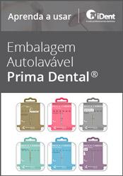 Aprenda a usar: Embalagem Autoclavável Prima Dental