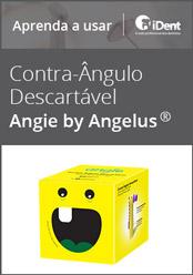 Aprenda a usar: Contra-Ângulo Descartável da Angelus