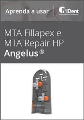 Aprenda a usar: MTA Fillapex e MTA Repair HP da Angelus