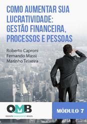 OMB 1ª Edição: Como aumentar sua lucratividade: gestão financeira, processos e pessoas