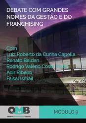 OMB 2º Edição: Debate com grandes nomes da Gestão e do Franchising